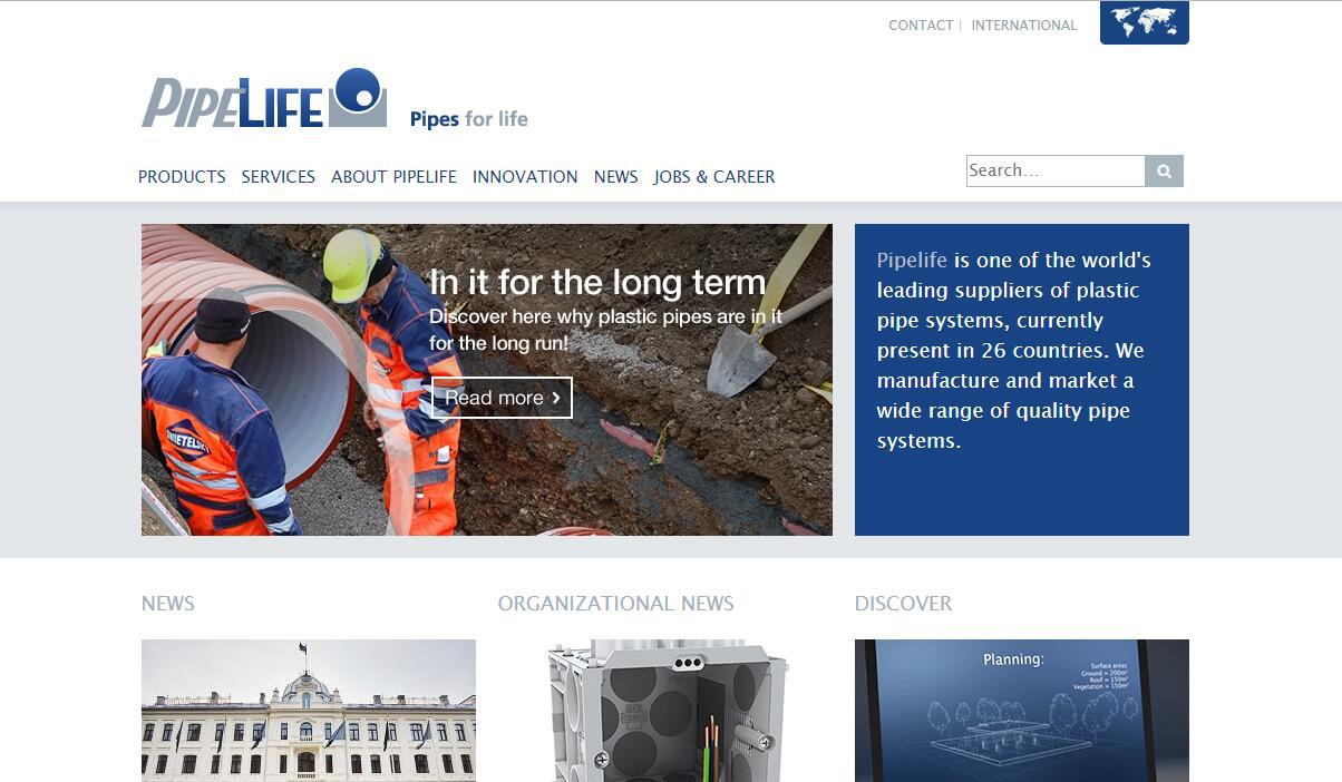 Plastic pipe塑料管国外客户列表  挖米外贸客户列表